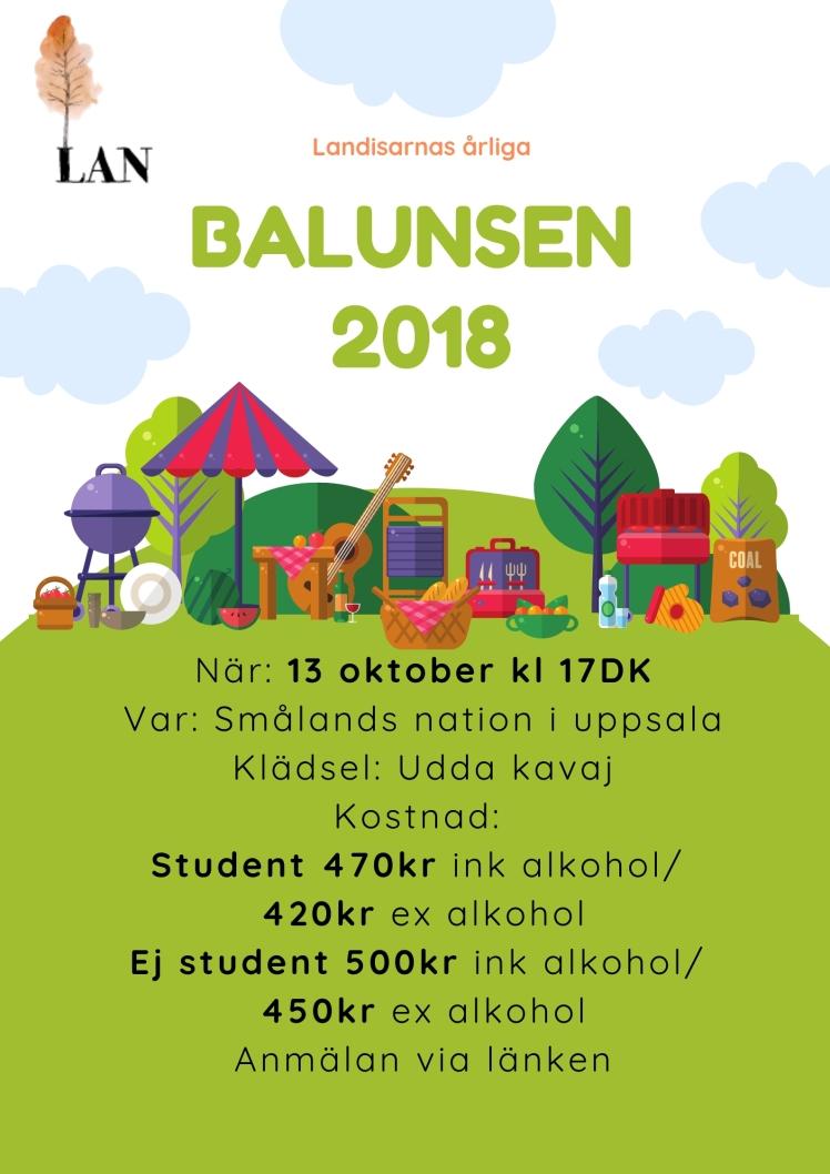 Balunsen 2018